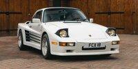 Porsche 930 Turbo Rinspeed R69: Extrem selten und vergleichsweise günstig