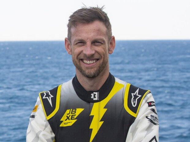 Mikaela Ahlin-Kottulinsky, Jenson Button