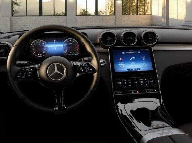 Mercedes C-Klasse Innenraum