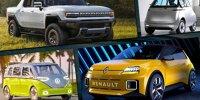 Auto-Legenden, die als Elektroauto ein Comeback erleben