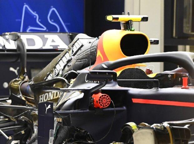 Red Bull RB16B, Motorinstallation