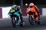Valentino Rossi vor Iker Lecuona