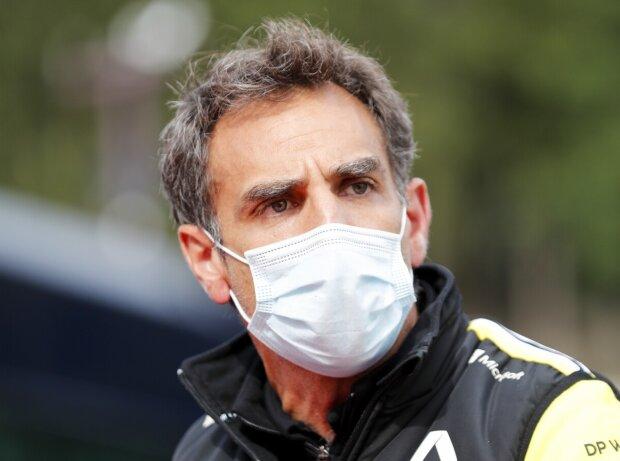 ¿Porqué Abiteboul tuvo que renunciar? El CEO de Renault  Luca de Meo responde la pregunta.