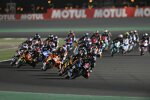 Moto2 Start in Doha