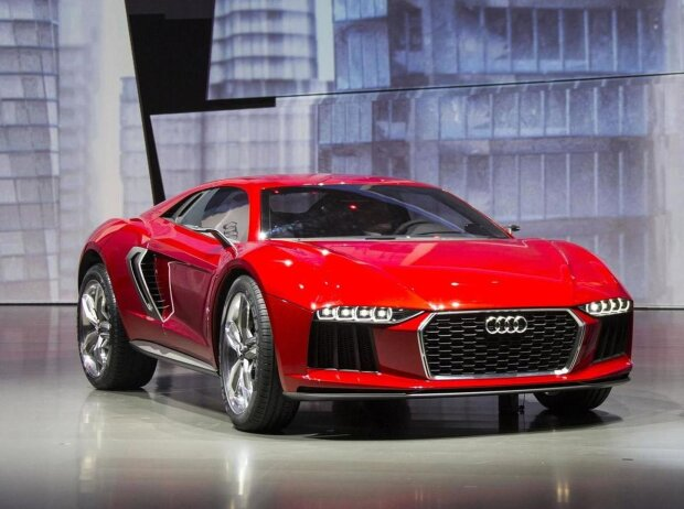 Audi nanuk quattro (2013)