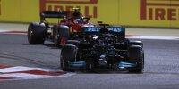 Lewis Hamilton, Carlos Sainz