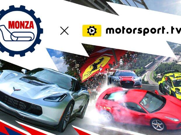 Monza-Kanal auf Motorsport.tv