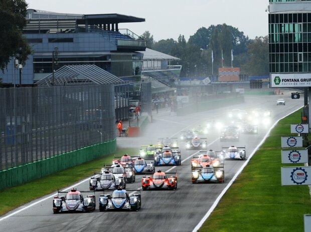 ELMS-Start in Monza