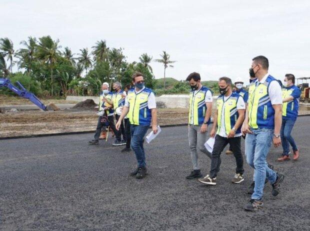 Indonesien Mandalika Circuit