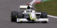 Jenson Button Brawn 2009