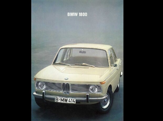 60 Jahre BMW Neue Klasse