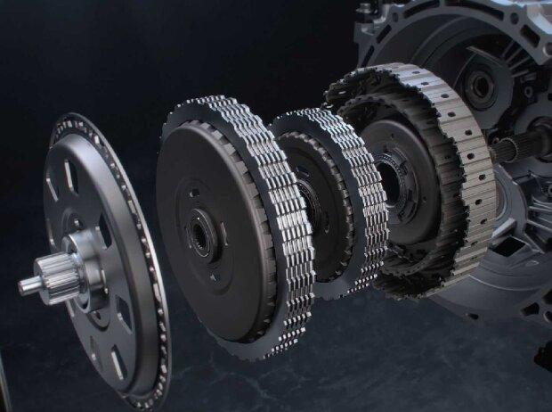 Hyundai Kona N Doppelkupplungsgetriebe