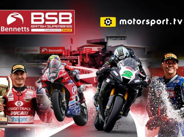 BSB-Kanal auf Motorsport.tv