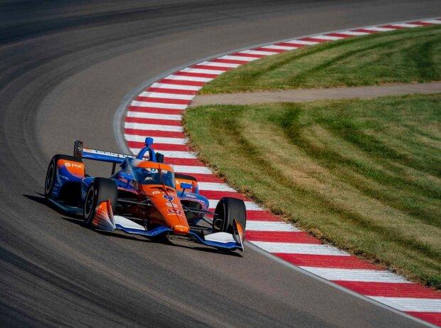 Indycar-Titelverteidiger Scott Dixon