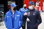 Mick Schumacher (Haas) und Max Verstappen (Red Bull)