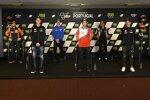 Miguel Oliveira (KTM), Fabio Quartararo (Yamaha), Joan Mir (Suzuki), Johann Zarco (Pramac), Marc Marquez (Honda) und Maverick Vinales (Yamaha)