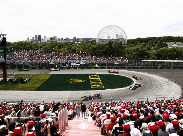 Max Verstappen, Lewis Hamilton, Daniel Ricciardo, Kimi Räikkönen