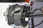 McLaren MCL35M: Bremsbelüftung vorne