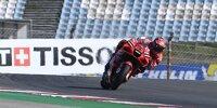 MotoGP-Liveticker Portimao: Das waren die Qualifyings am Samstag