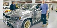 BMW X5 Le Mans Concept (2001)