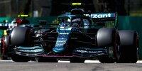 """Sebastian Vettel verpasst Q3-Einzug in Imola: """"War nicht meine beste Runde"""""""