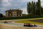 Lando Norris (McLaren) und Charles Leclerc (Ferrari)