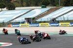 Alex Rins (Suzuki) und Jack Miller (Ducati)