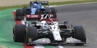 Kimi Räikkönen Alfa Romeo Imola