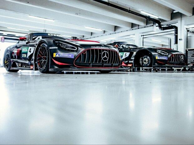Mercedes-AMG GT3, HRT