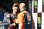 Aki Ajo und Raul Fernandez (KTM Ajo)