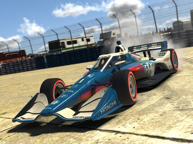 E-Sport: IndyCar iRacing Challenge 2021