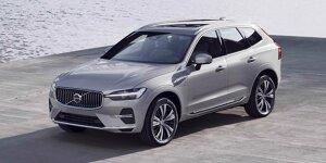 Volvo XC60: News, Gerüchte, Tests