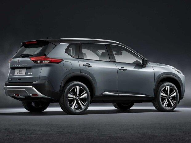 Nissan X-Trail (2022): Version für China
