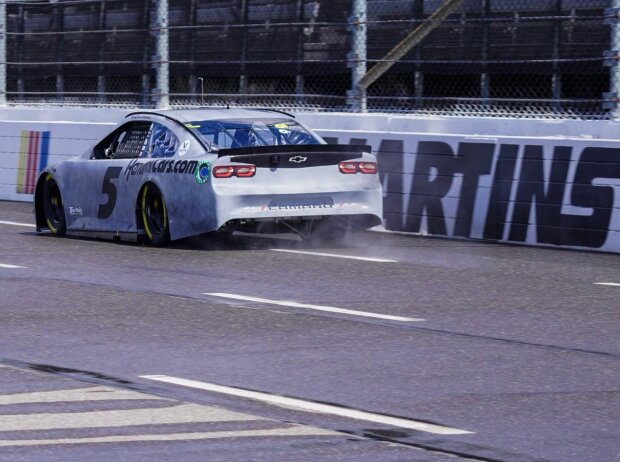 NASCAR: Regenreifen-Test in Martinsville