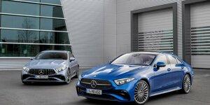 Mercedes-Benz CLS: News, Gerüchte, Tests