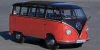 "70 Jahre VW T1 ""Samba"""
