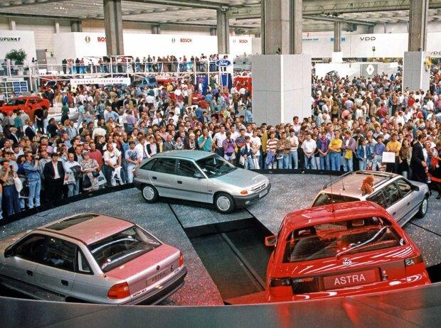 30 Jahre Opel Astra F (1991-2000)