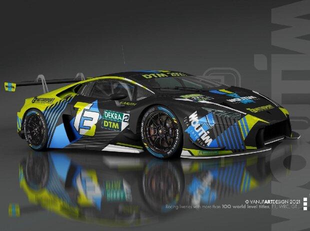 T3 Motorsport, Lamborghini