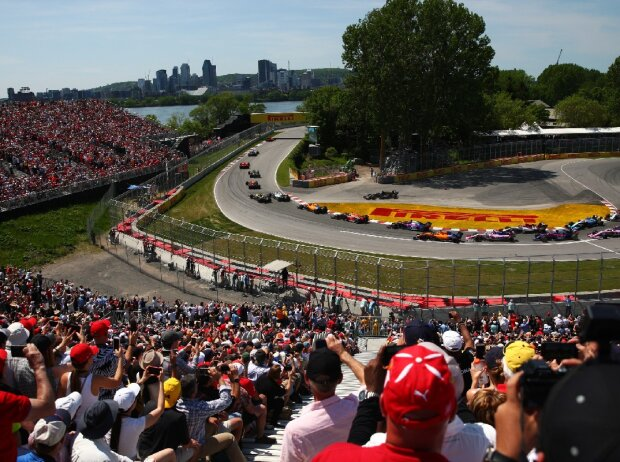 Formel 1 Kanada Montreal