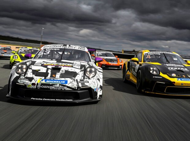 Porsche 911 GT3 Cup 2021 Generation 992