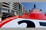 Jean Alesi Grand Prix Monaco Historique 2021 - Ferrari 312 B3 1974