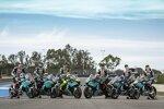 Das Petronas-Team