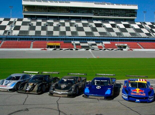 24h Daytona 2003, Daytona Prototypen, Gruppenfoto