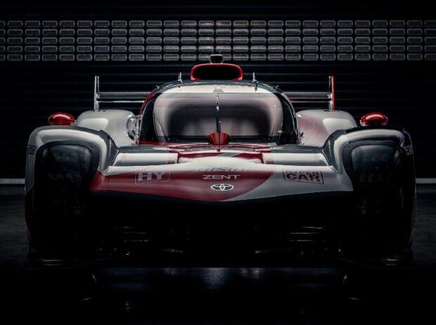 Toyota GR010 Hybrid, Le-Mans-Hypercar
