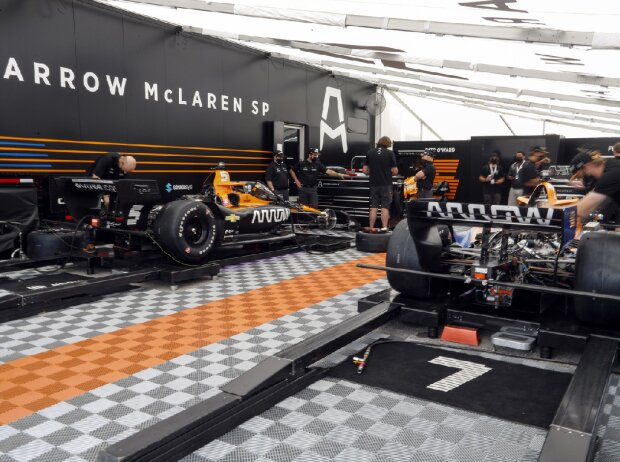 Box: Arrow McLaren SP