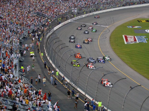 Indy Racing League (IRL) in Richmond