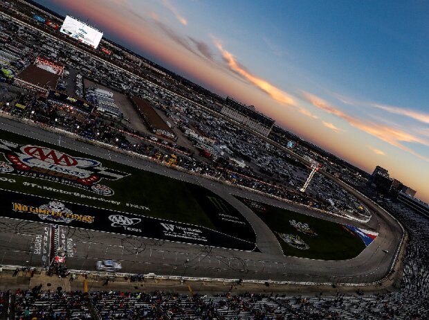 Texas Motor Speedway in Fort Worth