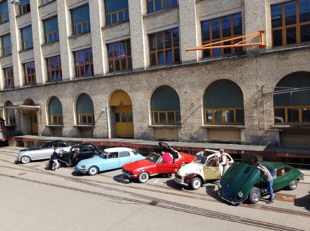 Rent a Classic in der Motorworld Manufaktur Region Zürich
