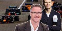Ralf Schumacher und Nico Hülkenberg