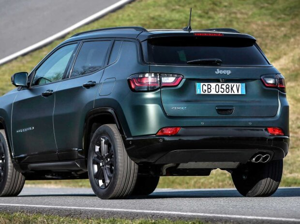 Jeep Compass Facelift (2022)